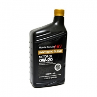 Моторное масло HONDA 0W20 MOTOR OIL API SN, 946 мл купить