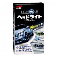 Полироль-покрытие для пластика фар Soft99 Light One 03133, 50 мл купить