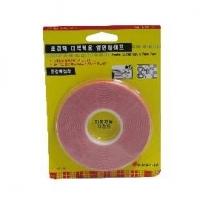 Двухсторонняя клейкая лента Shin, размер 8мм x 6м купить