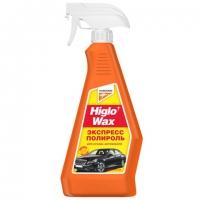 Жидкая полироль для кузова автомобиля Kangaroo Higlo Wax 312664, 650 мл купить