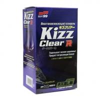 Восстанавливающая полироль Soft99 Kizz Clear R D для темных авто, 270ml