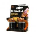 Батарейка Duracell LR20 / 1300