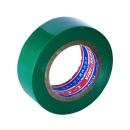 Изоляционная лента Denka VINI-TAPE, цвет - зеленый, длина - 9 метров