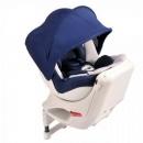 Автокресло детское Carmate Kurutto NT2 Premium ALB862E, цвет синий