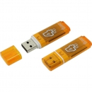 Флеш накопитель Smartbuy USB 2.0 Orange, 4 GB