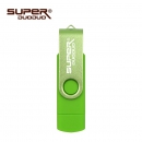 Флешка Super Duoduo USB Green, 32 GB