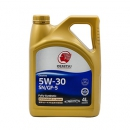 Моторное масло Idemitsu 5W30 SN/GF-5 Fully Synthetic, 4 литра
