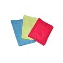 Набор салфеток из микрофибры Clingo CLS-05 размер 40x60 см, 3 шт.