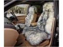 Накидка из натуральной овчины на переднее сиденье iSky iSS-04WGP