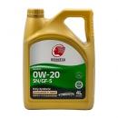 Моторное масло Idemitsu 0W20 SN/GF-5 Fully Synthetic, 4 литра