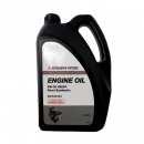 Моторное масло Мitsubishi Engine Oil 5W30 Semi Synthetic, 4 литра