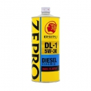 Моторное масло Idemitsu Zepro Diesel 5W30 DL-1 ACEA C2-08, 1 литр