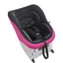 Автокресло Carmate Ailebebe Cute Fix AIB754E, цвет черно-розовый
