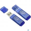 Флеш накопитель Smartbuy USB 2.0 Blue, 8 GB