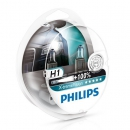Галогенные лампы Philips X-treme Vision H1 3350K 12V 55W - 2шт.