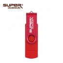 Флешка Super Duoduo USB Red, 16 GB