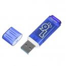 Флеш накопитель Smartbuy USB 2.0 Blue, 16 GB
