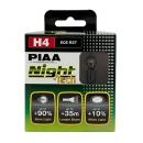 Галогенные лампы Piaa Night Tech H4 3600K 12V 60/55W (140/130W) - 2 шт.