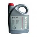 Моторное масло Nissan Motor Oil SAE 5W40 KE90090042R, 5 литров
