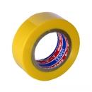 Изоляционная лента Denka VINI-TAPE, цвет - желтый, длина - 9 метров