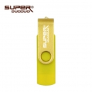 Флешка Super Duoduo USB Yellow, 16 GB