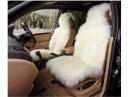 Накидка из натуральной овчины на переднее сиденье iSky iSS-06WP