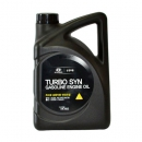Моторное масло HYUNDAI Turbo Syn 5W30 SN/GF-5, 4 литра