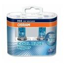 Галогенные автолампы Osram H4 Cool Blue Hyper 5000K 64193CBH-HCB 12V 60/55W