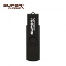 Флешка Super Duoduo USB Black, 32 GB