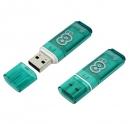 Флеш накопитель Smartbuy USB 2.0 Green, 8 GB
